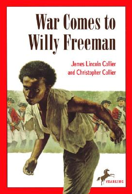 War Comes to Willy Freeman Cover
