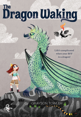 Cover for The Dragon Waking