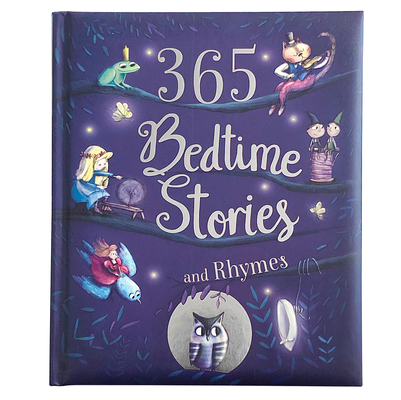 365 Bedtime Stories and Rhymes Cover Image