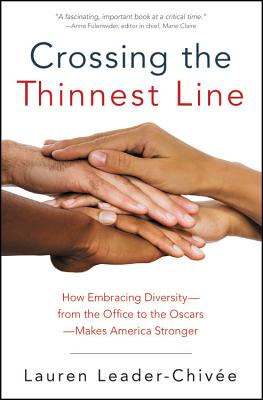 Cover for Crossing the Thinnest Line