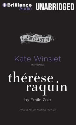 Therese Raquin (Classic Collection (Brilliance Audio)) Cover Image