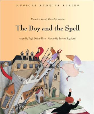 The Boy and the Spell Cover