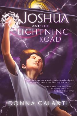 Joshua and the Lightning Road Cover