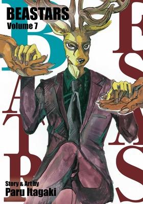 BEASTARS, Vol. 7 Cover Image