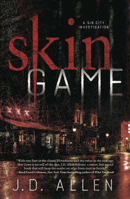 Skin Game (Sin City Investigation #2) Cover Image