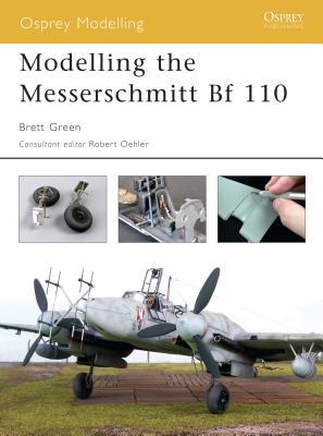 Modelling the Messerschmitt Bf 110 Cover