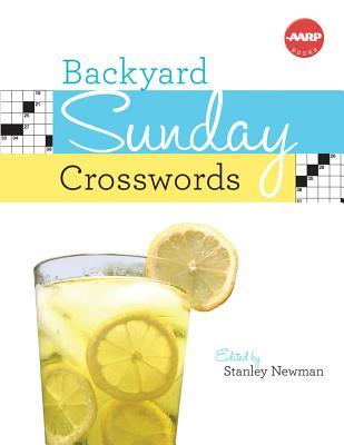 Backyard Sunday Crosswords (Aarp) (AARP(R)) Cover Image