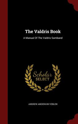 The Valdris Book: A Manual of the Valdris Samband Cover Image