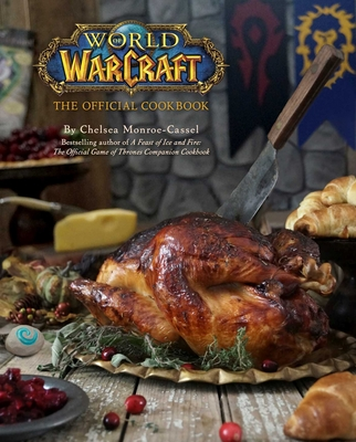 World of Warcraft: The Official Cookbook cover image