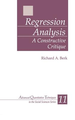 Cover for Regression Analysis