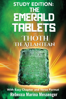 Study Edition The Emerald Tablets of Thoth The Atlantean Cover Image