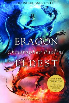Eragon/Eldest Cover