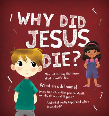 Why Did Jesus Die? Cover Image