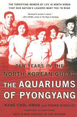 The Aquariums of Pyongyang Cover
