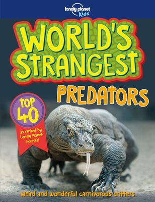 World's Strangest Predators Cover Image