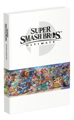 Super Smash Bros. Ultimate: Official Collector's Edition Guide Cover Image