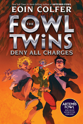 The Fowl Twins Deny All Charges (The Fowl Twins, Book 2) (Artemis Fowl) Cover Image
