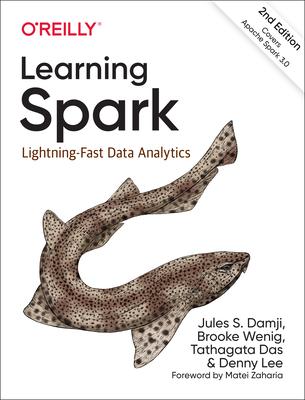 Learning Spark: Lightning-Fast Data Analytics Cover Image
