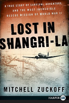 Lost in Shangri-La Cover