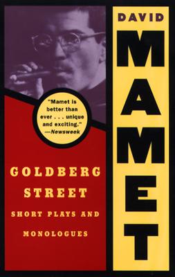 Cover for Goldberg Street