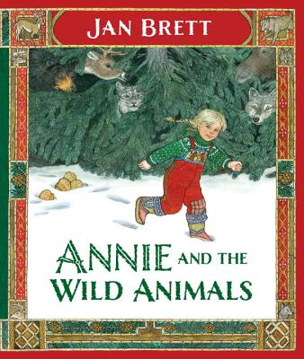 Annie and the Wild Animals Cover