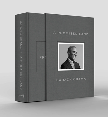 A Promised Land: Deluxe Signed Edition Cover Image
