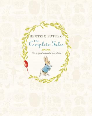 Beatrix Potter the Complete Tales (Peter Rabbit) Cover Image