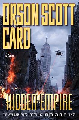 Hidden Empire Cover