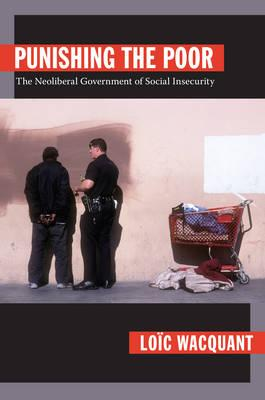Punishing the Poor: The Neoliberal Government of Social Insecurity (Politics) Cover Image