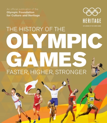 The History of the Olympic Games: Faster, Higher, Stronger Cover Image