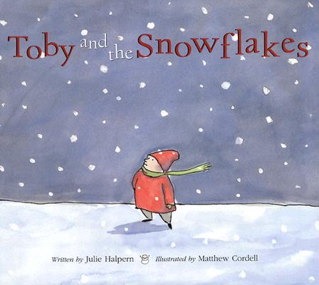Toby and the Snowflakes Cover