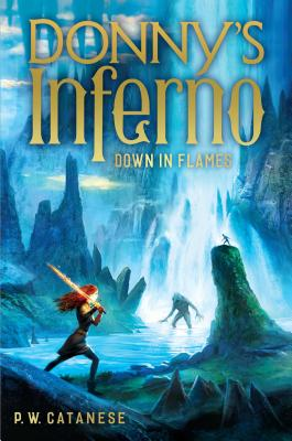 Down in Flames (Donny's Inferno #2) Cover Image