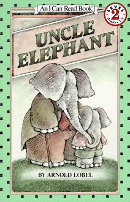 Uncle Elephant Cover