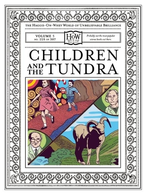 Children and the Tundra Cover Image