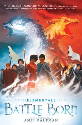 Cover for Elementals