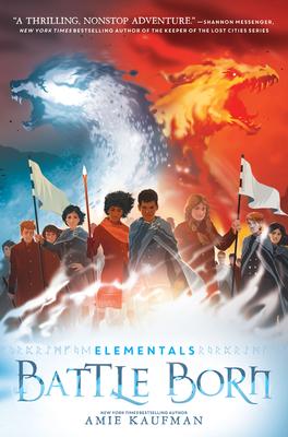 Elementals: Battle Born cover