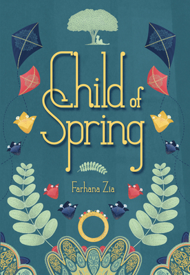 Cover for Child of Spring