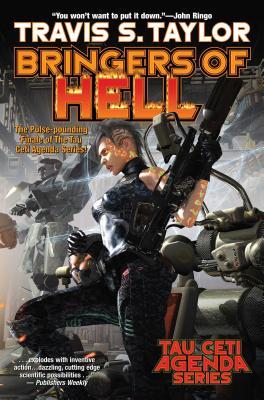 Bringers of Hell (Tau Ceti Agenda  #6) Cover Image