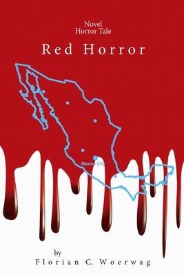 Novel Red Horror Cover Image