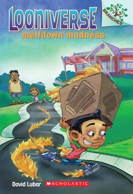 Cover for Meltdown Madness