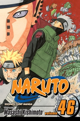 Naruto, Vol. 46 cover image