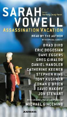Assassination Vacation Cover Image