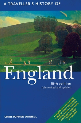 A Traveller's History of England Cover Image