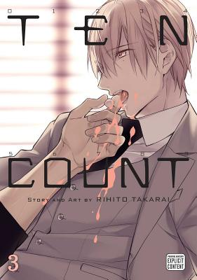 Ten Count, Vol. 3 Cover Image