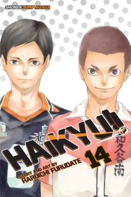 Haikyu!!, Vol. 14 Cover Image
