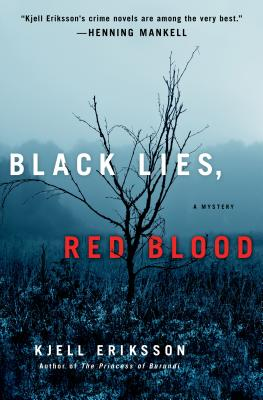 Black Lies, Red Blood Cover