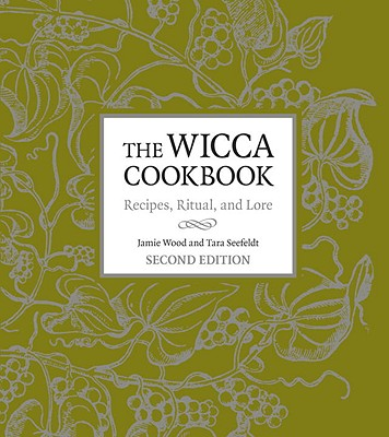 The Wicca Cookbook Cover
