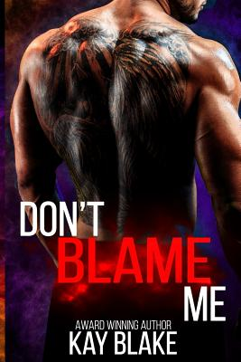 Don't Blame Me Cover Image