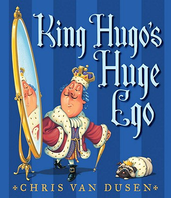 King Hugo's Huge Ego Cover Image