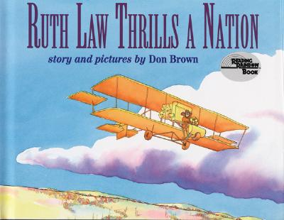 Ruth Law Thrills a Nation Cover